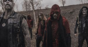 ENTHRONED shares 1st single and details of forthcoming album
