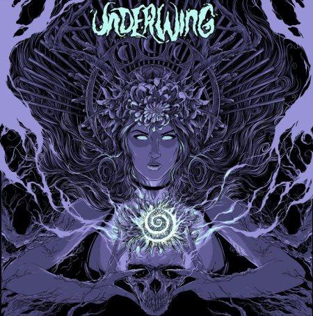 Underwing Spirals EP
