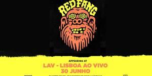 Preview: Red Fang @ Lisbon Ao Vivo