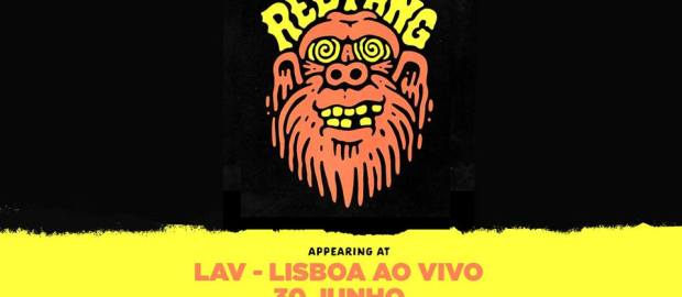 Preview: Red Fang @ Lisbon Ao Vivo
