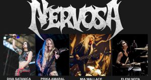 Nervosa reveal new band lineup