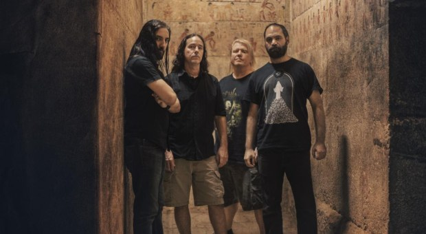 Nader Sadek to release the Serapeum EP featuring members of Nile, Serpents Rise