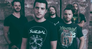 Pitch Black return with new songs in a split with Booby Trap and Buried Alive