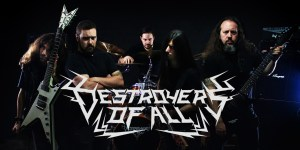 """Destroyers Of All premiere new video """"Hellfall"""""""