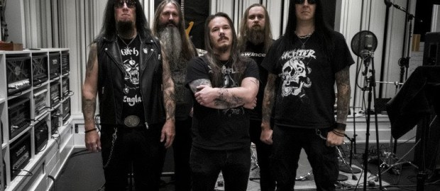 Dark Funeral finished recording new album