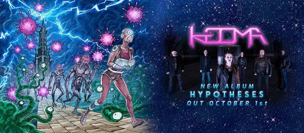 Keoma album release