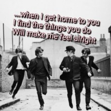 A Hard Day's Night - The Beatles