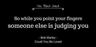 Citazione Could You Be Loved Bob Marley