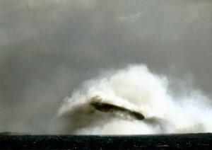 Originales fotos de escaneo de submarino USS trepang (2) (1)