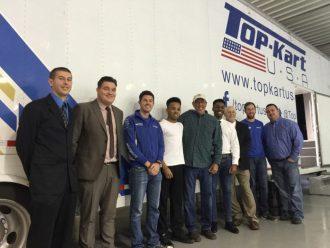 TBP with Top Kart USA