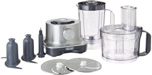 DeLonghi 9-Cup Capacity Food Processor and Blender