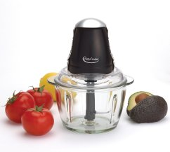 Betty Crocker BC-2400CB 4 Cup Glass Chopper