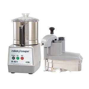 Robot Coupe R401 Combination Food Processor by Robot Coupe