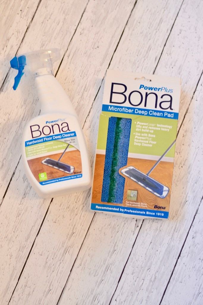 Cleaning your house for the Holidays - Holiday cleaning tips with Bona PowerPlus - The Blessed Mess - www.theblessedmessblog.com