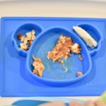 Making toddler feeding a little less messy