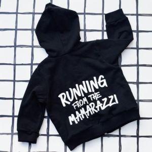running from the mamarazzi