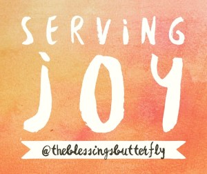 The Second Pillar: Serving With Joy