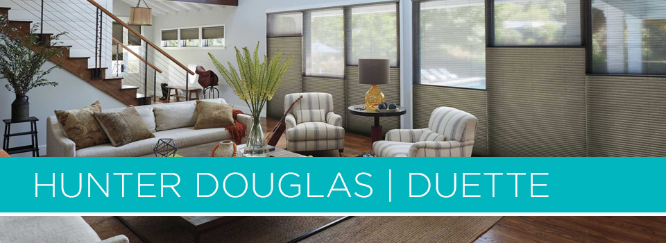 Hunter Douglas Duette