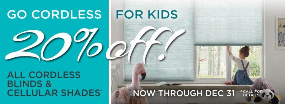 Go Cordless for Kids