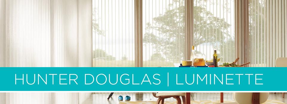 Hunter Douglas Luminette