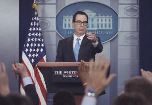 Bộ trưởng Tài chính Hoa Kỳ cho rằng các tác nhân xấu sử dụng tiền điện tử là vấn đề an ninh quốc gia