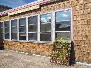 Open windows in August