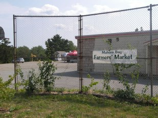 Farmers Market comes to Blockhouse
