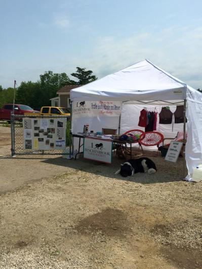 Hinchinbrook Farm booth