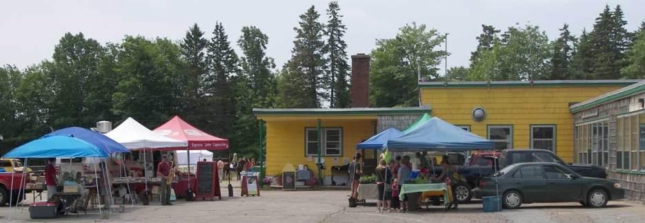 Pop up Farmers Market