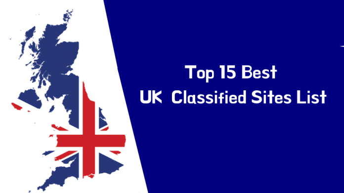 15 best UK Classiffied Sites