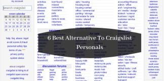alternative to craigslist personals