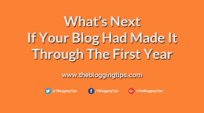 What's-Next-If-Your-Blog-Had-Made-It-Through-The-First-Year