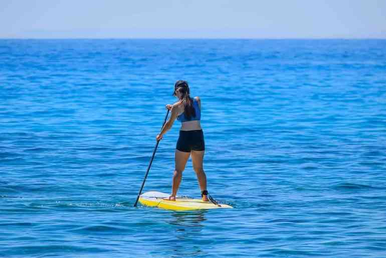 Top destinations for Paddle Boarding in the USA