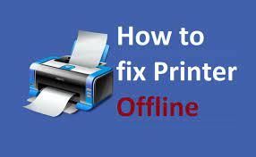 How to Fix HP Photo smart printer offline