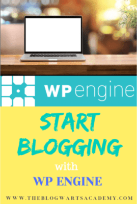 WP Engine- Revolution Pro theme is HERE! Start a blog with WP Engine now.
