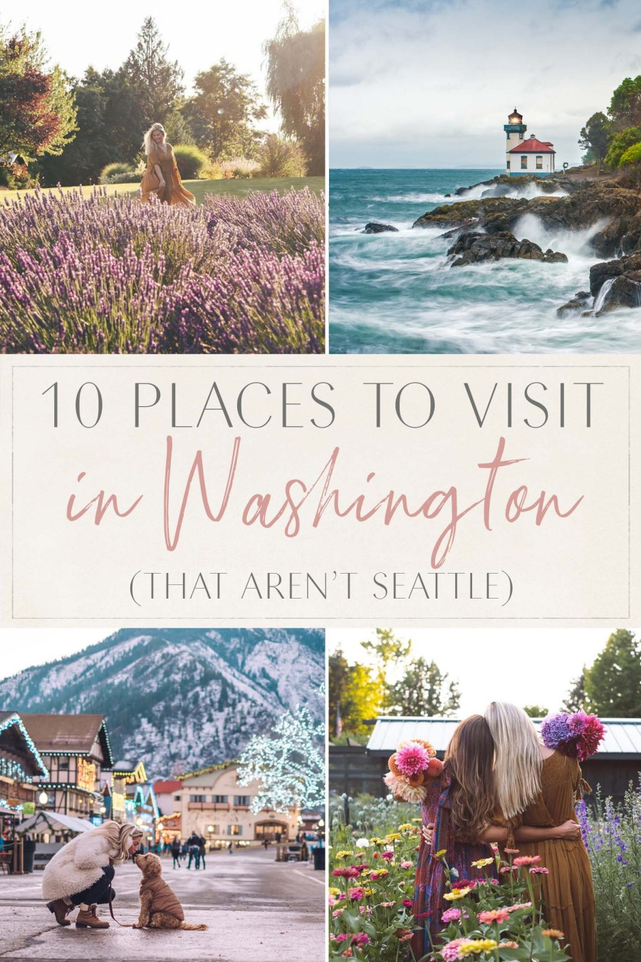 10 Places to Visit in Washington Not Seattle