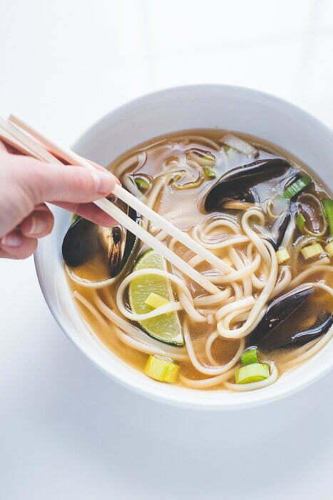 Thai Hot & Sour Soup