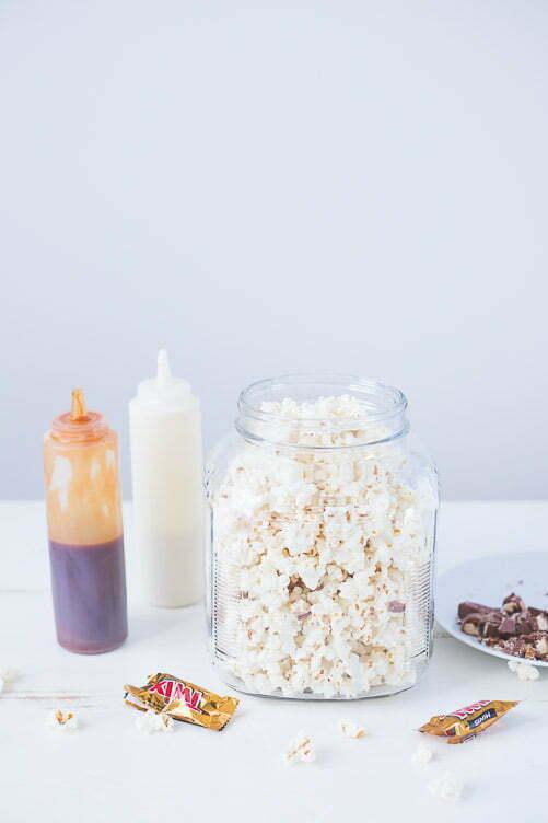 """Popcorn With A """"Twix"""""""