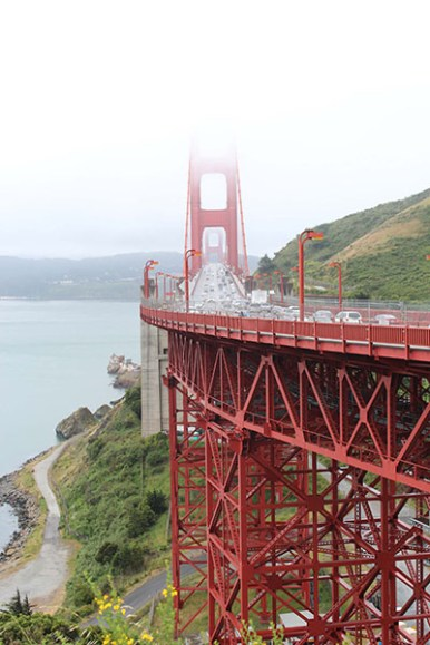 Golden Gate Bridge - Roadtrip USA