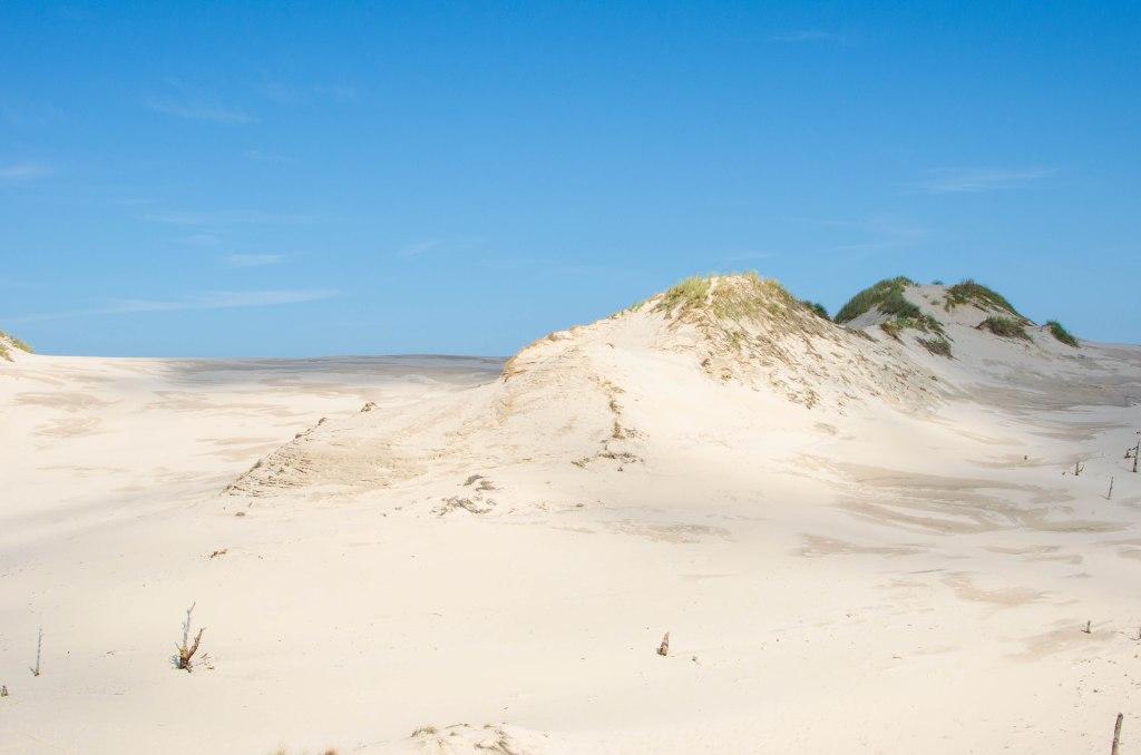 shifting dunes leba