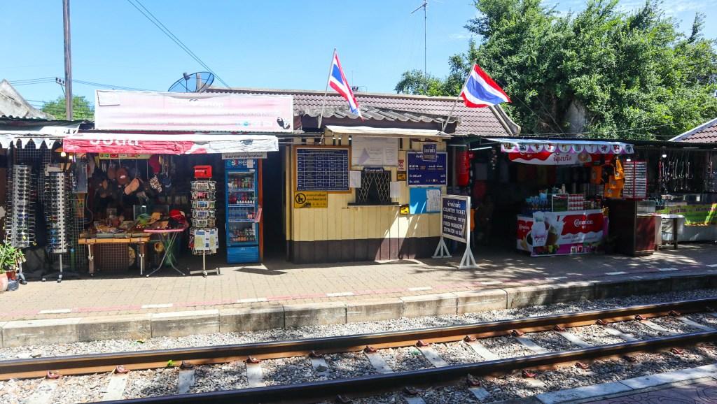 train station in kanchanaburi