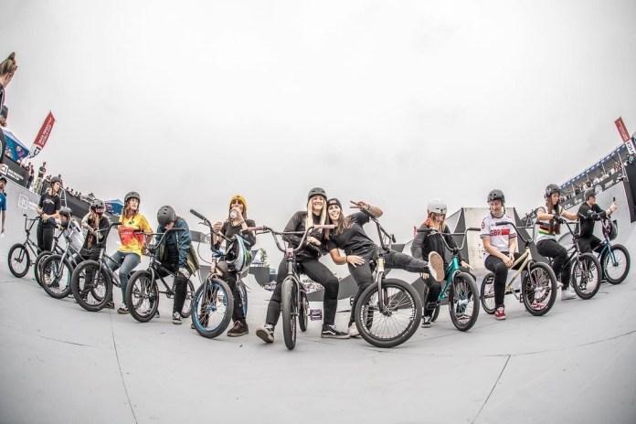 2022 UCI BMX Freestyle Calendar