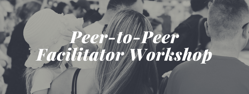 peer to peer facilitator workshop