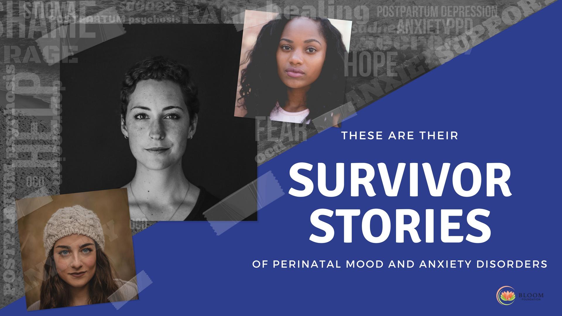survivor stories women with ppd