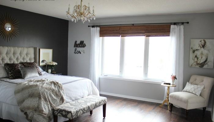 Sexy Master Bedroom Reveal – week 6 ORC Linkup