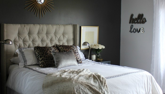 Our Sexy Master Bedroom – The Details