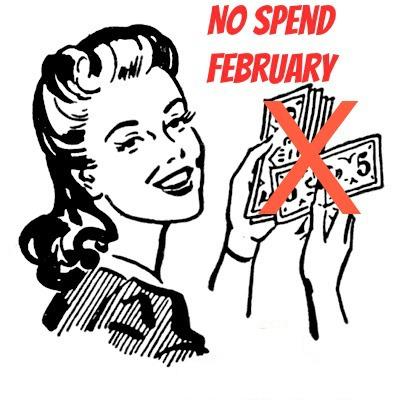 No Spend February 2016