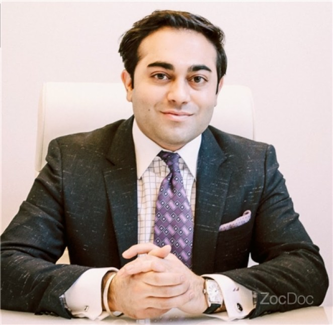 SACHIN SHRIDHARANI, THE TOP RANKED COSMESTIC SURGEON IN NEW YORK CITY