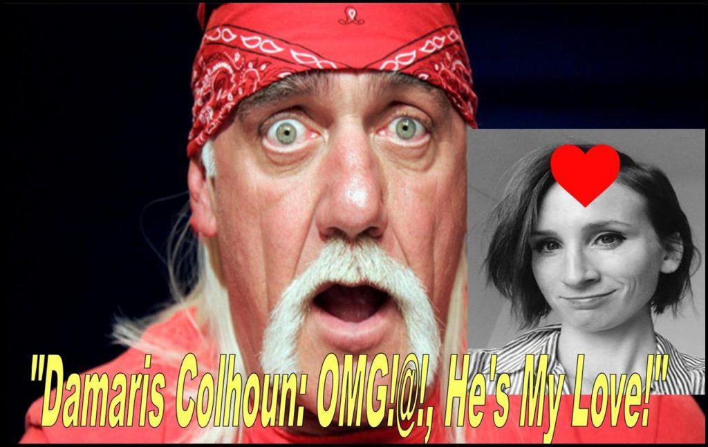 Damaris Colhoun, Columbia Journalism Review, Hulk Hogan Love Affair, Fantasy