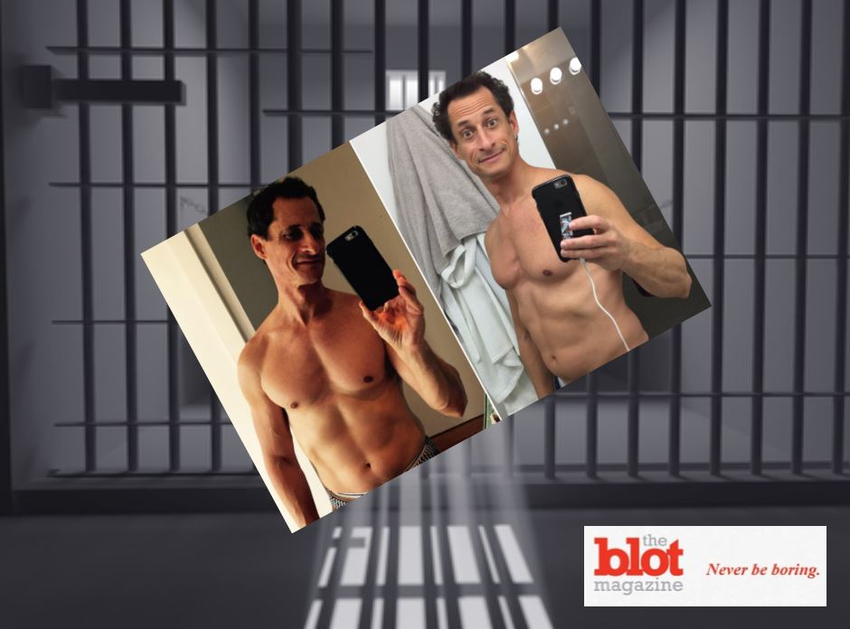 Anthony Wiener Now a Convicted Felon for Text Banging Underage Girl